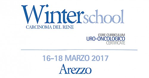 Winter school 2017 - Carcinoma del Rene