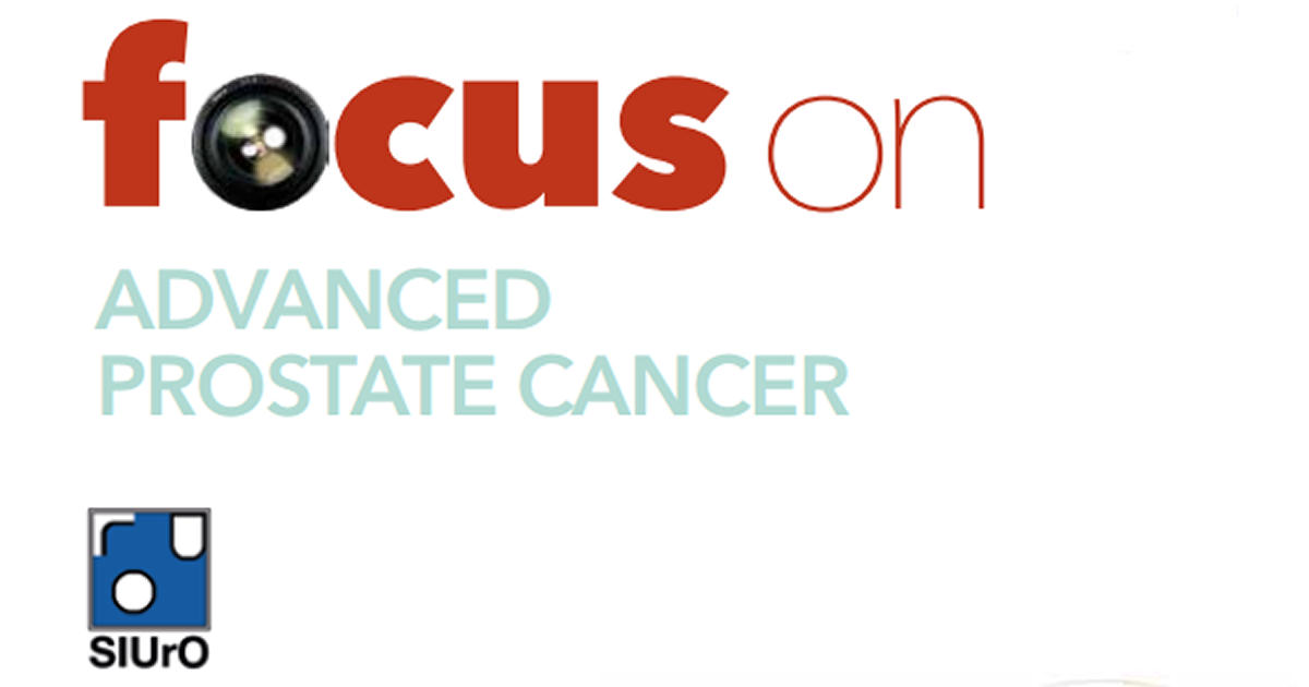 FOCUS ON - ADVANCED PROSTATE CANCER - MILANO