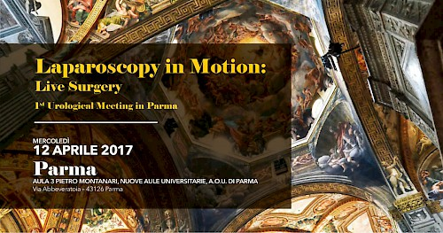 Laparoscopy in Motion: Live Surgery - Parma