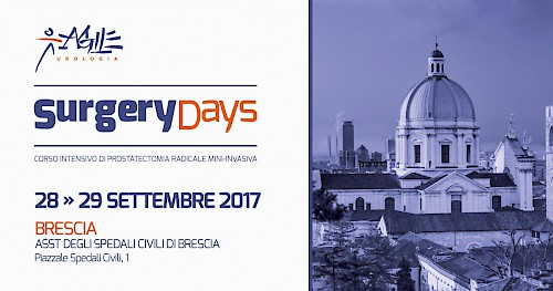 Surgery days corso intensivo di prostatectomia radicale mini-invasiva