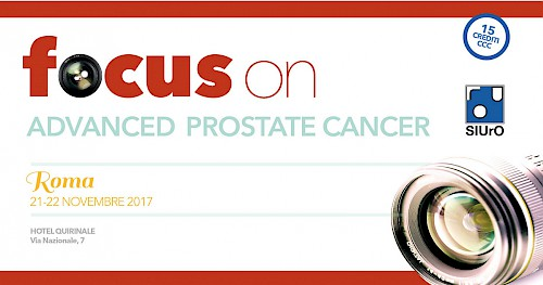 FOCUS ON Advanced Prostate Cancer - Roma