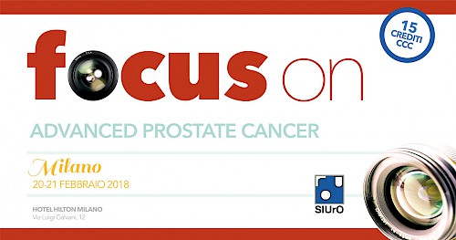 FOCUS ON Advanced Prostate Cancer - Milano