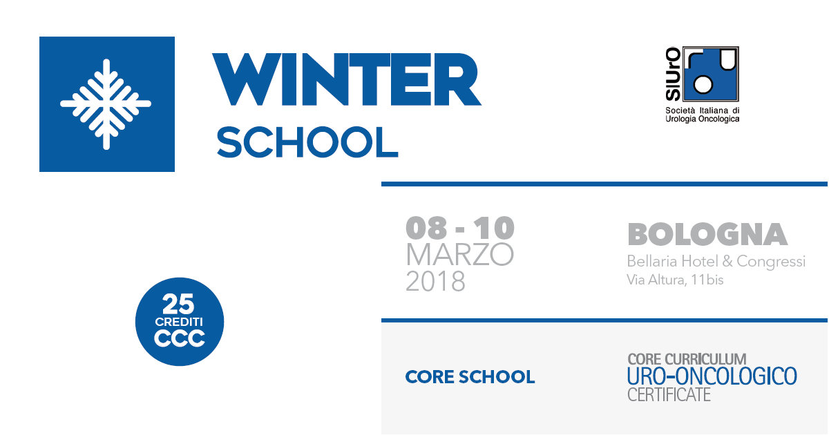 Winter School - Bologna