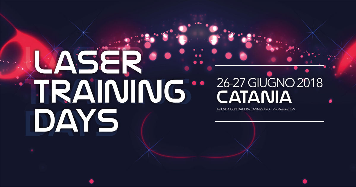 Laser Training Days - Catania