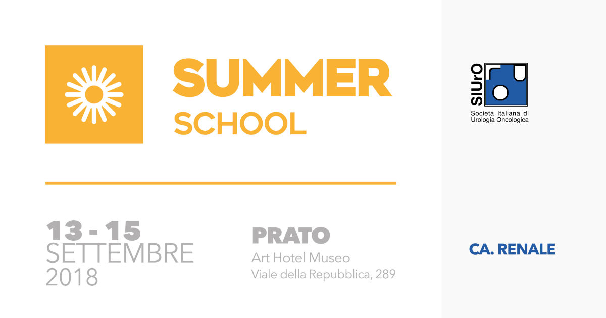 Summer School Prato