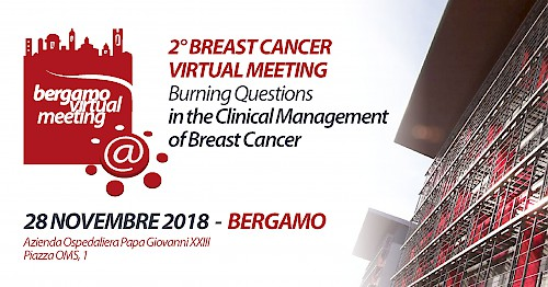 2° BREAST CANCER  VIRTUAL MEETING Burning Questions in the Clinical Management  of Breast Cancer