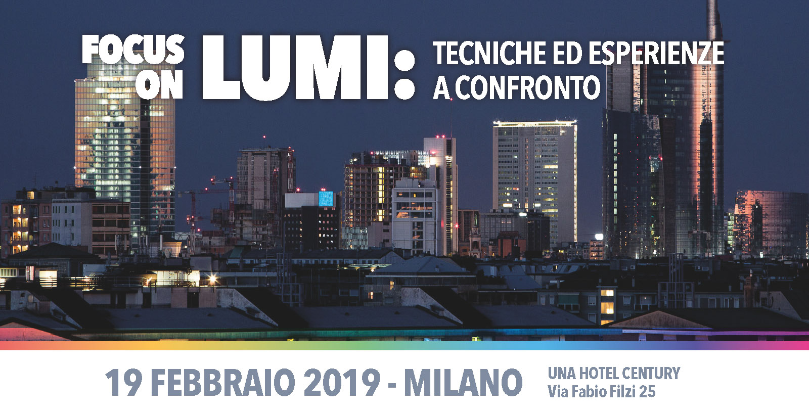 FOCUS ON LUMI: TECNICHE ED ESPERIENZE A CONFRONTO