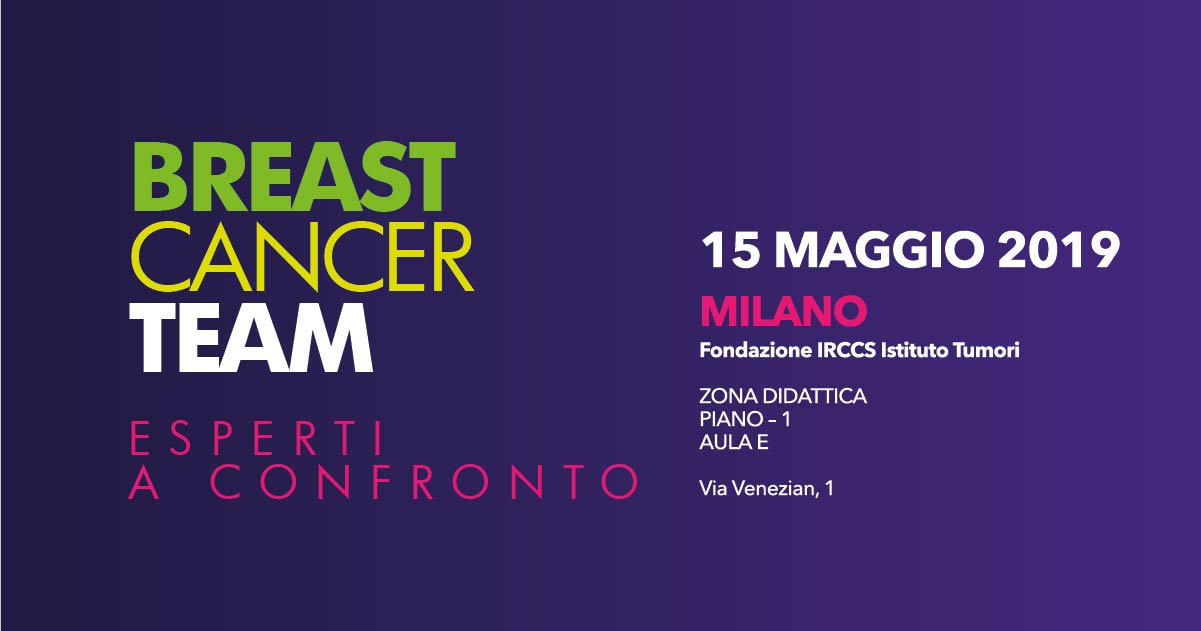 BREAST CANCER TEAM ESPERTI A CONFRONTO - Milano