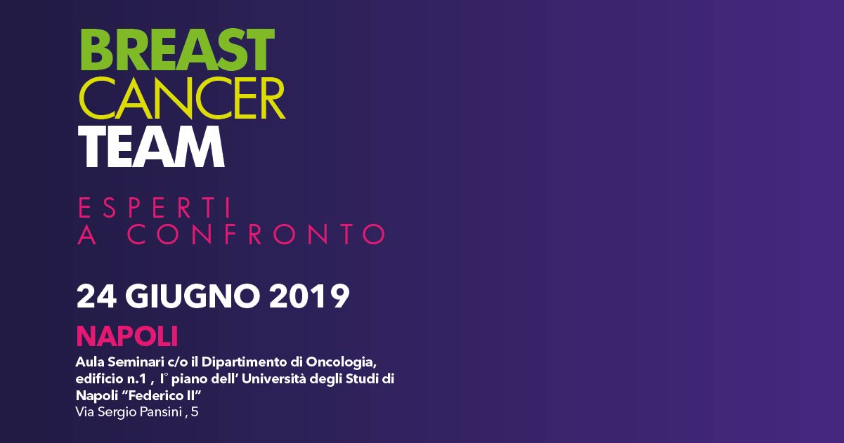 BREAST CANCER TEAM_ESPERTI  A CONFRONTO_NAPOLI