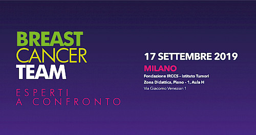 BREAST  CANCER  TEAM _ESPERTI  A CONFRONTO - milano