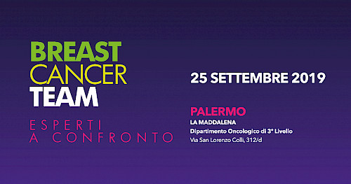 BREAST CANCER TEAM - Esperti a confronto - PALERMO