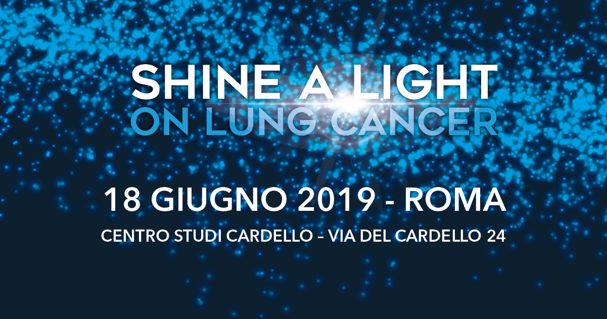 SHINE A LIGHT ON LUNG CANCER
