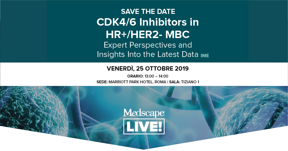 CDK4/6 INHIBITORS IN HR+/HER2- MBC - EXPERT PERSPECTIVES AND INSIGHTS INTO THE LATEST DATA