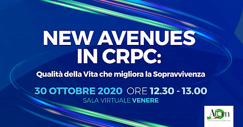 NEW AVENUES IN CRPC