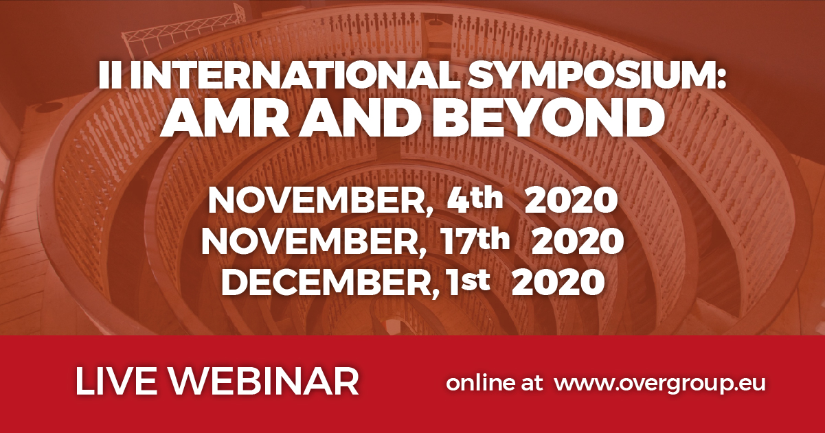 II INTERNATIONAL SYMPOSIUM: AMR AND BEYOND