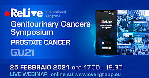 ReLive International  Congress - Genitourinary cancer symposium -G.U.21